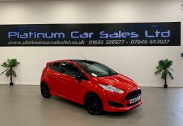 Used FORD FIESTA in Merthyr Tydfil for sale