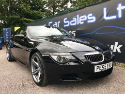Used BMW 6 SERIES in Abercynon for sale
