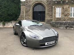 Used ASTON MARTIN VANTAGE in Abercynon for sale