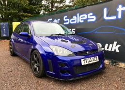Used FORD FOCUS in Abercynon for sale