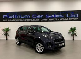 Used KIA SPORTAGE in Merthyr Tydfil for sale
