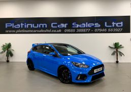 Used FORD FOCUS in Merthyr Tydfil for sale