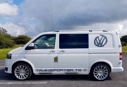 Used VOLKSWAGEN TRANSPORTER in Abercynon for sale