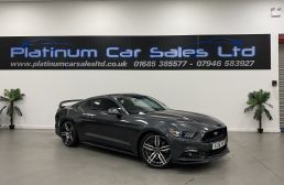 Used FORD MUSTANG in Merthyr Tydfil for sale