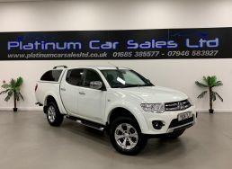Used MITSUBISHI L200 in Merthyr Tydfil for sale