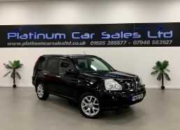 Used NISSAN X-TRAIL in Merthyr Tydfil for sale