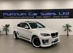Used BMW X6 in Merthyr Tydfil for sale