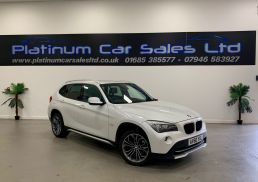Used BMW X1 in Merthyr Tydfil for sale