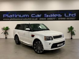 Used LAND ROVER RANGE ROVER SPORT in Merthyr Tydfil for sale