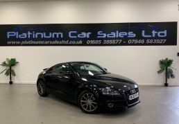 Used AUDI TT in Merthyr Tydfil for sale
