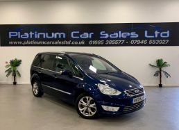 Used FORD GALAXY in Merthyr Tydfil for sale